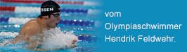 Sunnygames ist ofizieller Sponsor von Hendrik Feldwehr